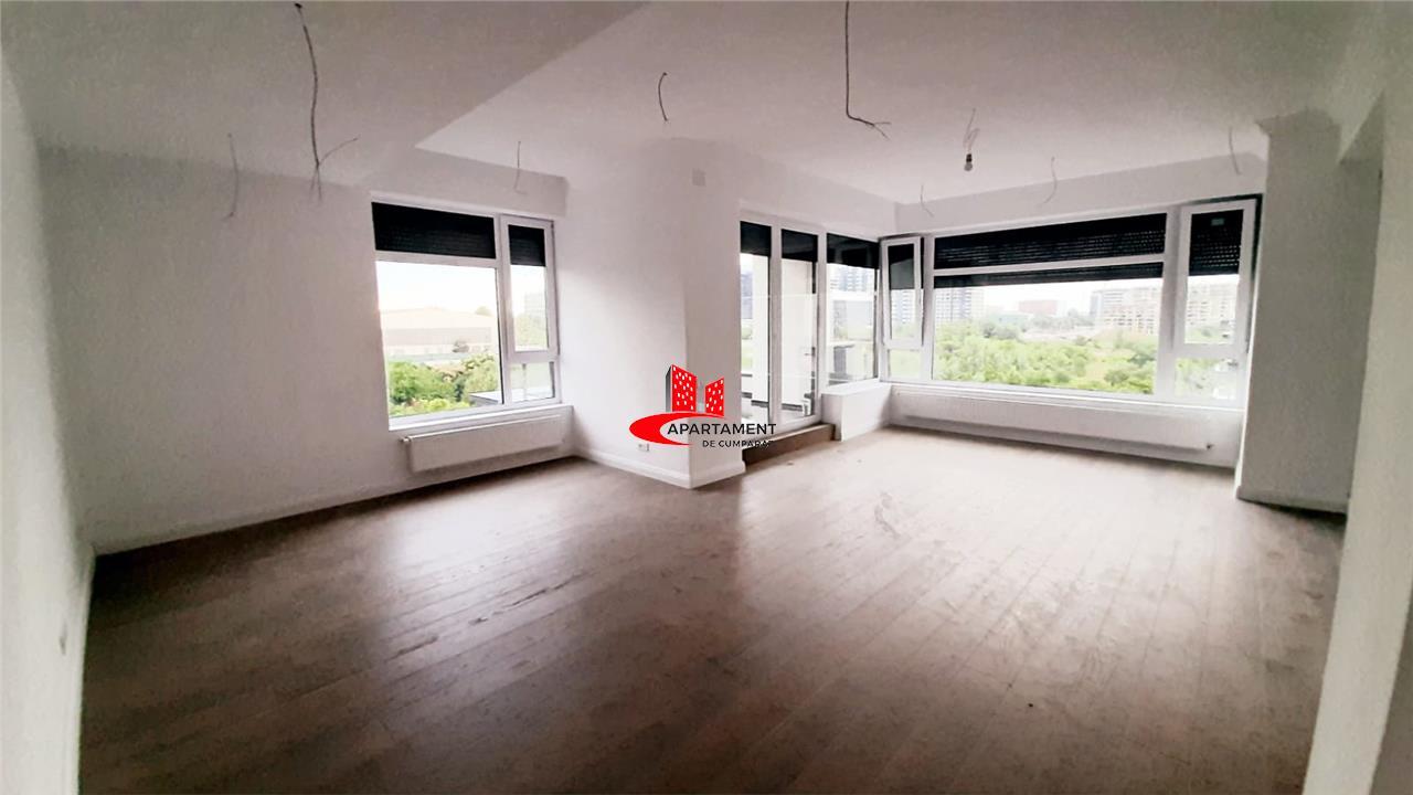 Apartament 3 camere  Laguna Residence ! Ansamblu residential pe malul lacului Tei !