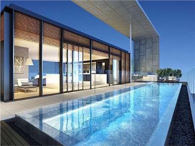 """penthouse 3 camere cu piscina privata ! vacanta de """"acasa"""" ! pret promotional ! Bucuresti"""