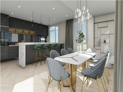 Apartament Duplex situat in Laguna Residence pe malul lacului Tei !